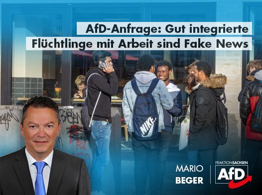 Arbeitsmarkt: Gut integrierte Flüchtlinge sind Fake News