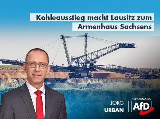Lausitz wird den Kohleausstieg nicht verkraften!