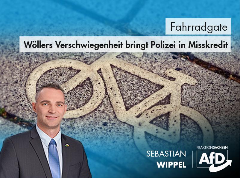 Innenminister Wöllers Verschwiegenheit bringt Polizei in Misskredit