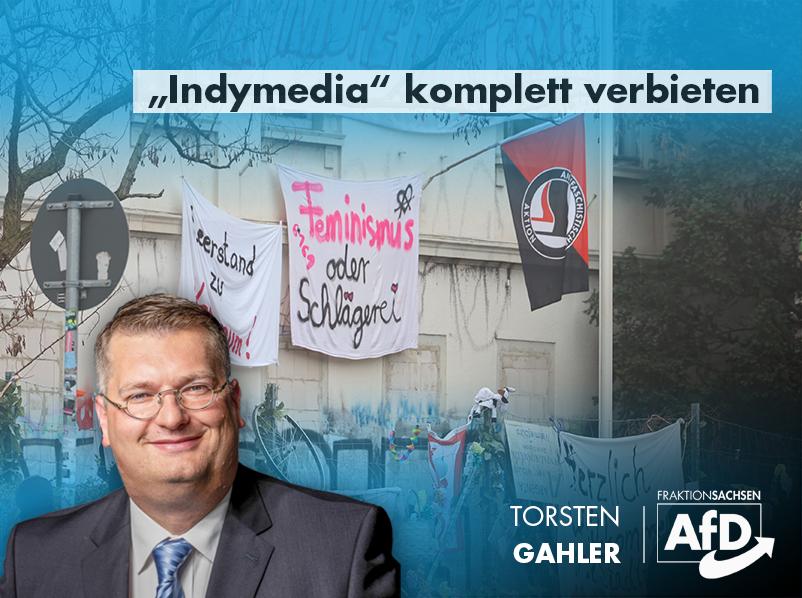 """Indymedia"" komplett verbieten"