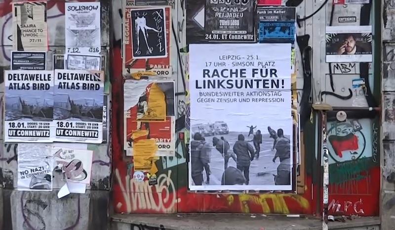 Indymedia-Demo: Regierung trägt Mitschuld an Eskalation