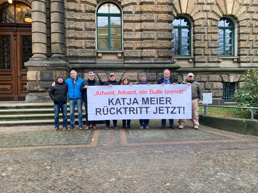 Linksextremistischer Hassgesang: Hat die grüne Justizministerin bei Distanzierung gelogen?
