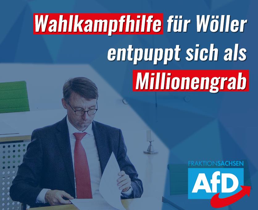BSI: Wahlkampfhilfe für Wöller entpuppt sich als Millionengrab