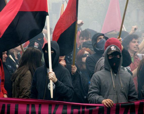 Freistaat finanziert Antifa-Gewaltausstellung mit Steuergeldern