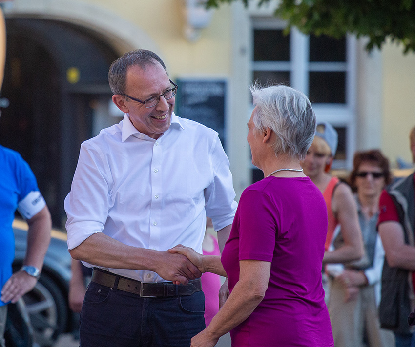 Mehr direkte Demokratie in Sachsen: AfD bringt Gesetzentwurf ein