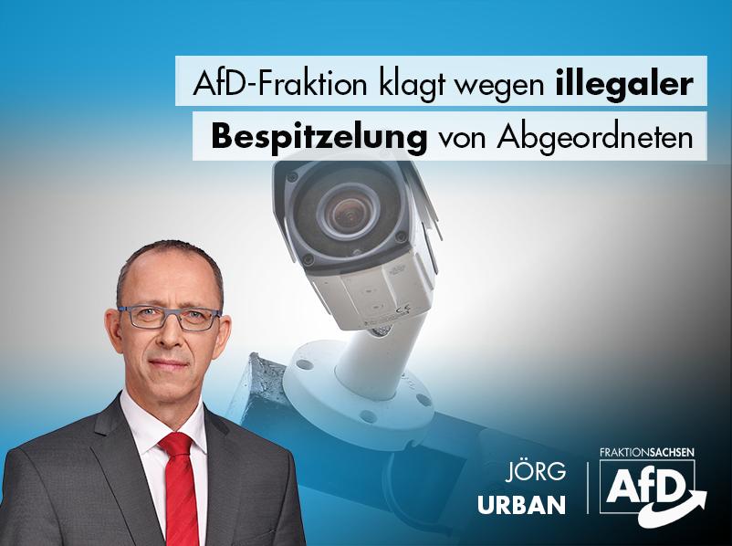 Sachsens Verfassungsschutz hat Daten widerrechtlich gespeichert.