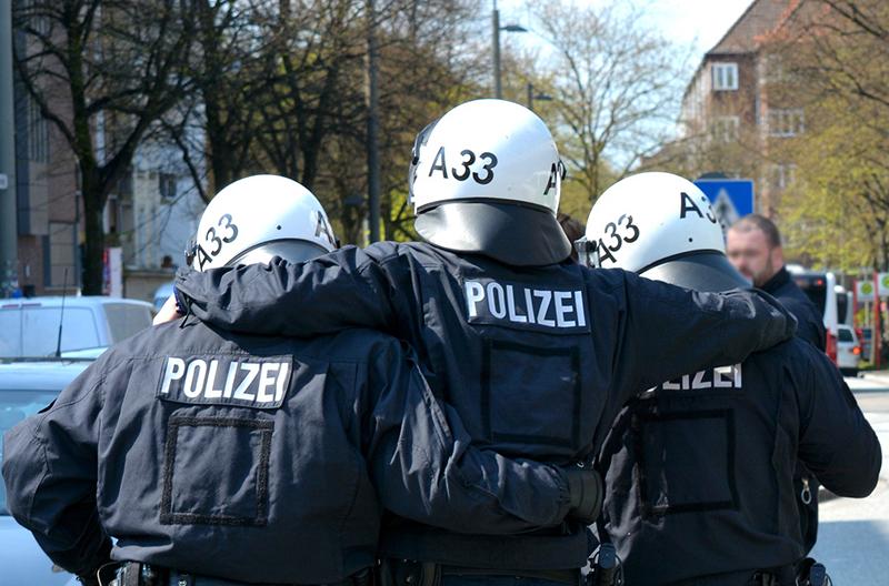Migranten-Quote bei Polizei wäre diskriminierend