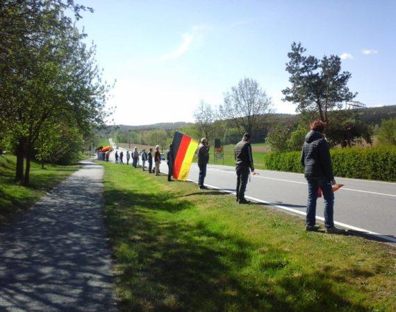 CDU-Innenminister Wöller verleumdet Demonstranten als Rechtsextremisten