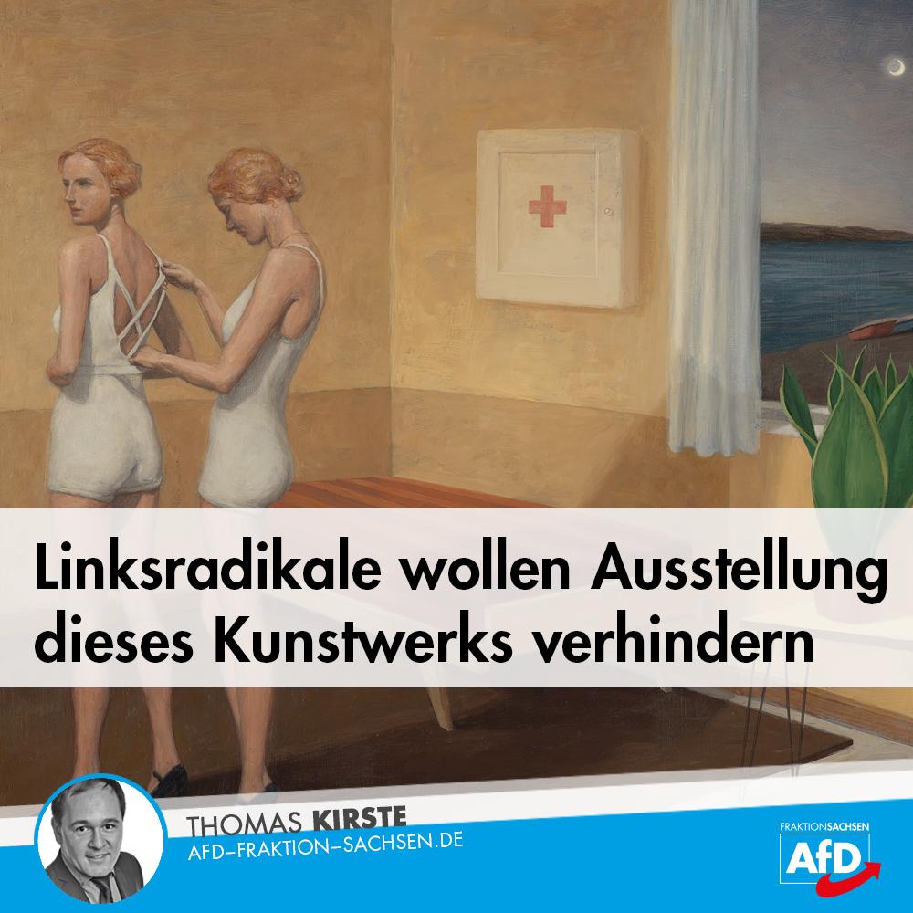 Kunstfreiheit bewahren – Ausgrenzung Andersdenkender beenden!