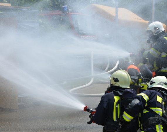 AfD-Gesetzentwurf: Zusatz-Rente für freiwillige Feuerwehr