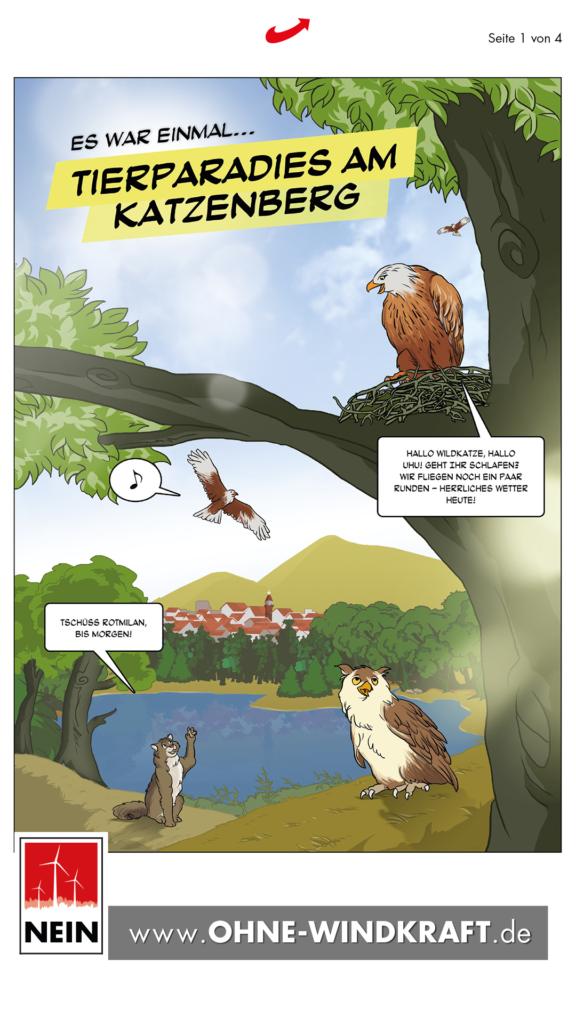 Tierparadies am Katzenberg 1