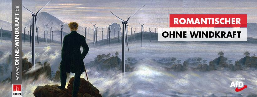 Romantischer ohne Windkraft