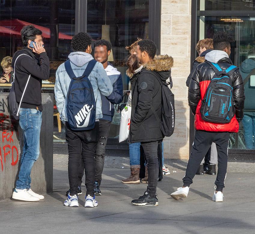 Abschiebegefängnis leer, trotz 14.000 Ausreisepflichtiger