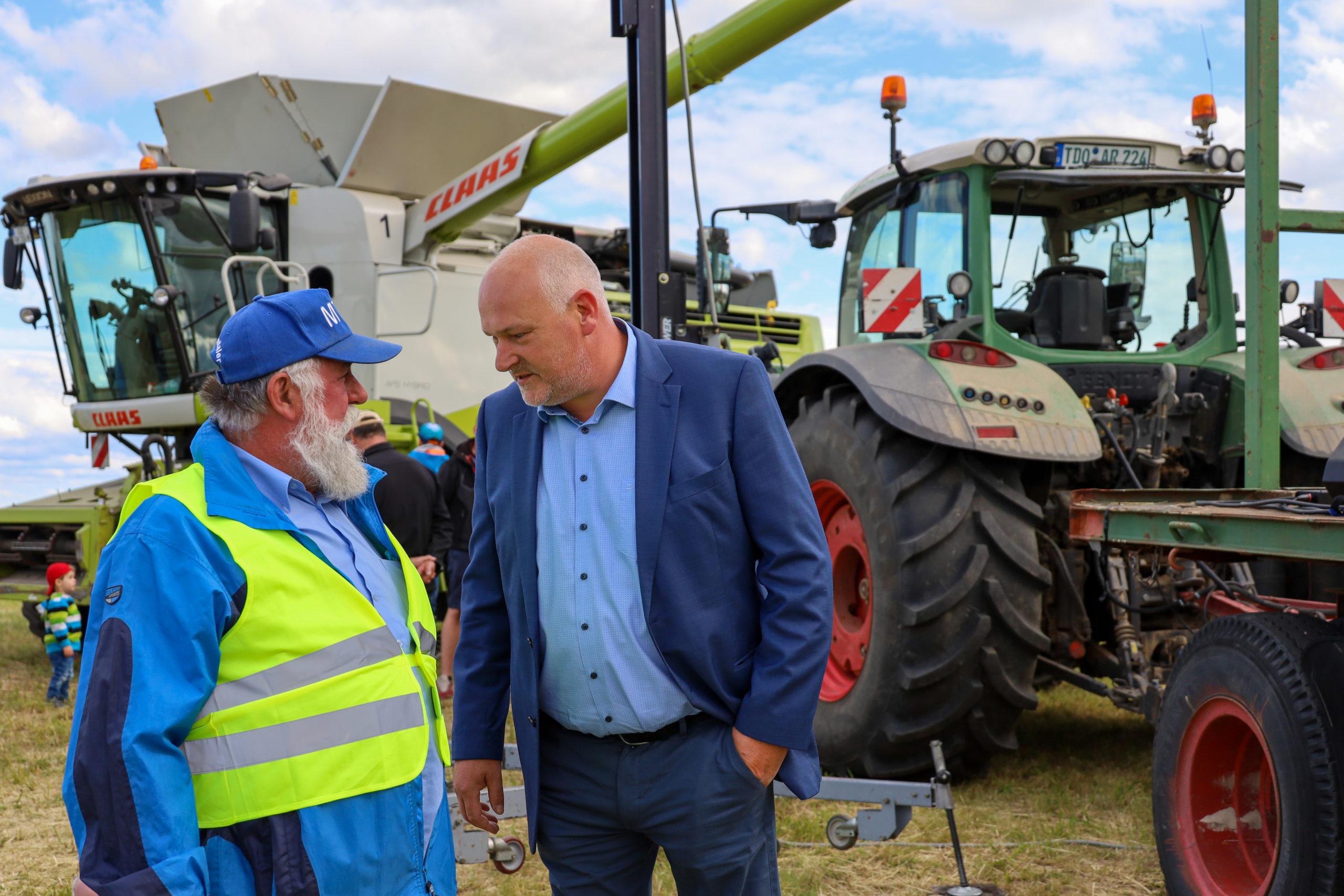 Klage gegen grünen Minister: CDU opfert Bauern für Koalitionsfrieden