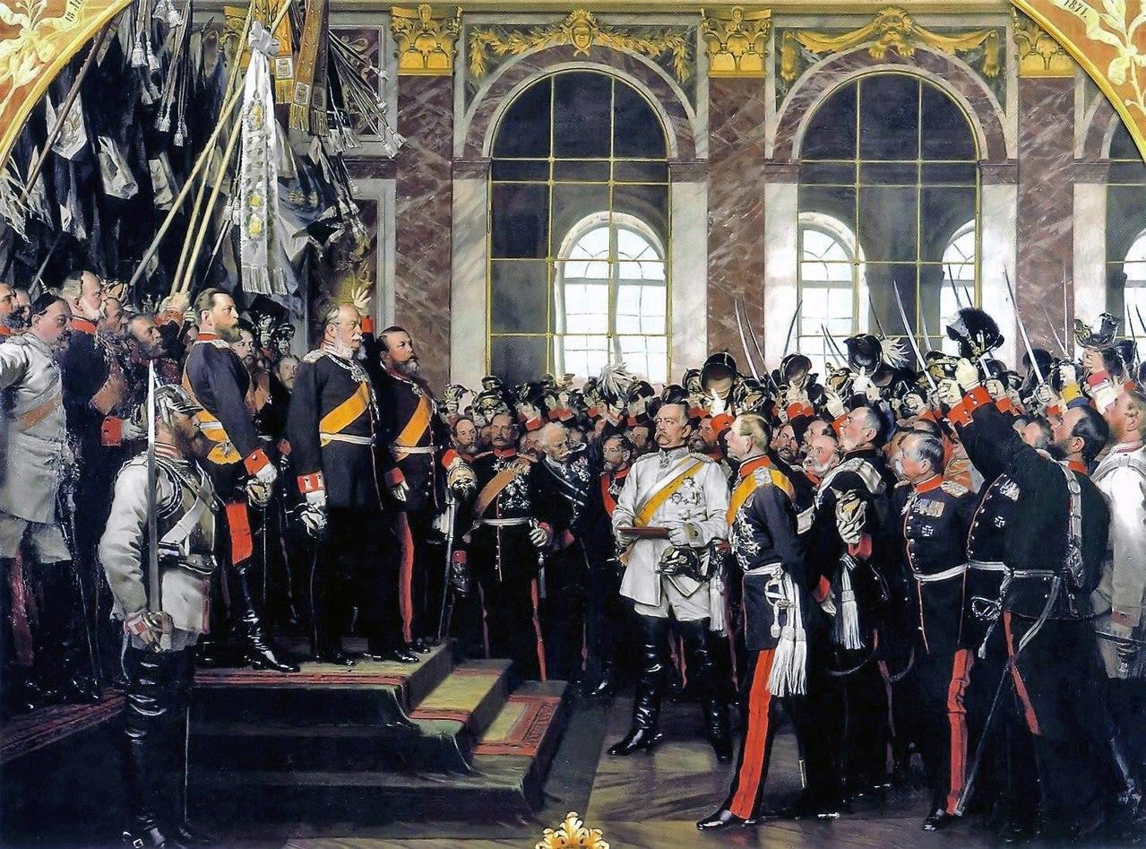 150 Jahre Deutsche Einheit